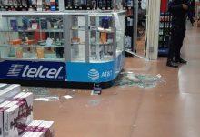 Walmart, Ciudad Judicial, robo, teléfonos, celulares, San Andrés Cholula, Código Rojo, Nota Roja, Puebla, Noticias