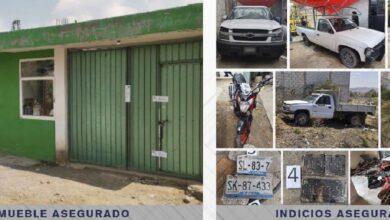 cateo, Chapultepec, robo de vehículo, autopartes, FGE, Juez de Control, cateo, inmueble, Código Rojo, Nota Roja, Puebla, noticias