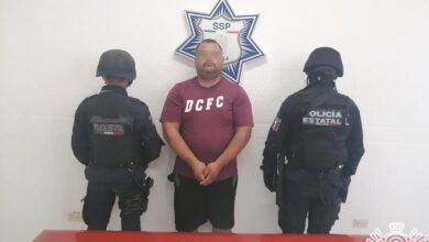 operador, El Chupón, detenido, La Fayuca, cocaína, camioneta, Código Rojo, Nota Roja, Puebla, Noticias, SSP