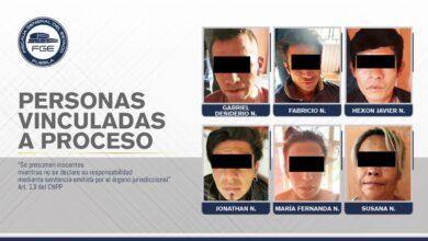 drogas, cateo, colonia Esfuerzo Nacional, inmueble, seis, prisión preventiva, FGE, Código Rojo, Nota Roja, Puebla, Noticias
