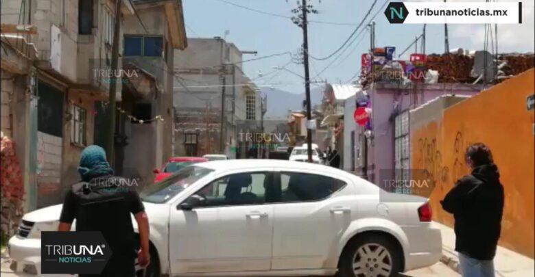 operativo, investigación, alcohol adulterado, fabricación, distribución, San Migue Canoa, FGE, Código Rojo, Nota Roja, Puebla, Noticias