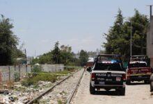 Cadáver, encobijado, panteón, San Pablo Xochimehuacan, avenida Ferrocarril, Fiscalía General del Estado