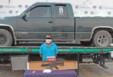 SSC, cartuchos útiles, camioneta, cristal, Ejército, Armada, Fuerza Aérea, arma de fuego, Policías Municipales
