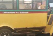 Coordinados de San Jerónimo, ruta, choque, taxi, semáforo, alto, lesionadas, Código Rojo, Nota Roja, Puebla, noticias