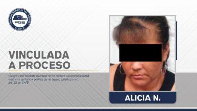corrupción de menores, drogas, narcomenudeo, mujer, detenida, firma periódica, FGE, Código Rojo, Nota Roja, Puebla, noticias
