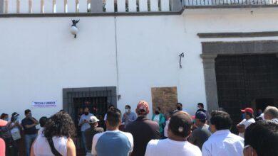 habitantes, Covid-19, llegada, reos, manifestación, penal, Huejotzingo, CIEPA