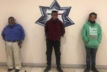 SSp detención, tres hombres, robo de vehículo, grúa, Los Parra, Código Rojo, Nota Roja, Puebla, Noticias