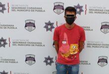 marihuana, kilogramo, CAPU, SSC, Unidad Canica, posesións, detenido, Código Roja, Nota Roja, Puebla, Noticias
