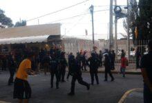 elementos municipales, COREMUN, Xonacatepec, borrachos, resitencia, ataque, mujer, Código Rojo, Nota Roja, Puebla, noticias