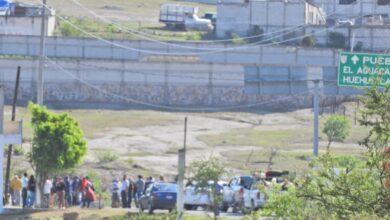 detenidos, Los Ángeles Tetela, involucrados, fuego, vehículo, dos hombres, FGE, Código Rojo, Nota Roja, Puebla, noticias