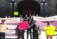 Seguridad Pública Estatal, salario, Policía Turística, Dirección Estatal, Zócalo de la ciudad, Seguridad Ciudadana de Puebla, Casa Aguayo, uniformes, viáticos, uniformes