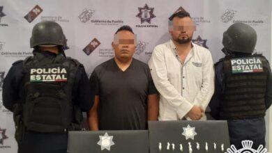 narcomenudistas, detenidos, Tehuacán, SSC, SSP, Cödigo Rojo, Nota Roja, Puebla, Noticias