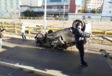 Policía Auxiliar, elemento, esposa, Bulevar Atlixco, camioneta, lesionada, Código Rojo, Nota Roja, Puebla, noticias