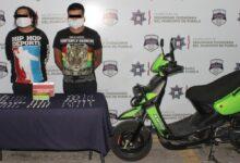 detenidos, orinar, vía pública, dos hombres, cocaína, piedra, marihuana, heroína, Código Rojo