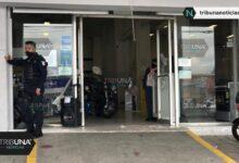Elektra, ochenta, celulares, Entronque de Amalucan, grupo armado, Código Rojo, Nota Roja, Puebla, Noticias