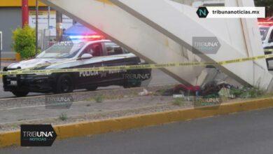 muerto, indigente, ISSSTE, San Manuel, Código Rojo, Nota Roja, Puebla, noticias