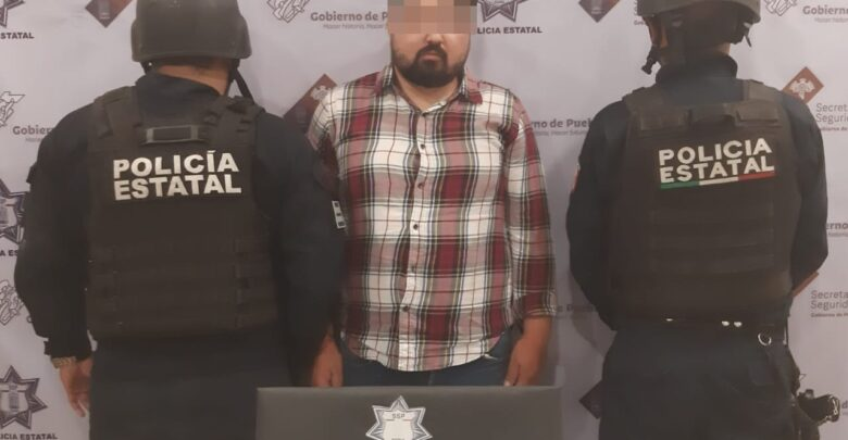 SSP, gota a gota, colombiano, detenido, Tehuacán, Cödigo Rojo, Nota Roja, Puebla, noticias