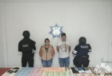 Mafia de Analco, detenidos, venta de droga, robo, SSP, Código Rojo, Nota Roja