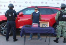 Guardia Nacional, SSC, detención, pistola, escuadra, cartuchos útiles, portación ilegal de arma de fuego, Código Rojo