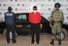taxi, robado, Guardia Nacional, SSC, detenido, Código Rojo