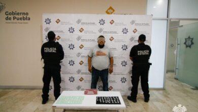 """Policía Estatal, Sierra Norte, banda """"Los Ferrer"""", líder, cocaína, cristal, camioneta Volkswagen, narcomenudeo, robo a transporte"""