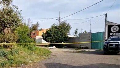 cadáver, impactos de bala, signos de violencia, San Martín Texmelucan, Código Rojo