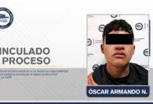 Salinas y Rocha, FGE, Óscar Armando, prisión preventiva, medida cautelar, cuchillo, asesinato, Salinas y Rocha, Código Rojo