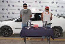 San Francisco Totimehuacán, detenidos, drogas, cristal, LSD, marihuana, miccionar, vía pública, Código Rojo, Nota Roja, Puebla, Noticias