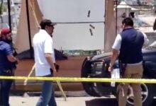 San Martín Texmelucan, tianguis, disparos, arma de fuego, muerto, lesionados, GN, FGE, Código Rojo