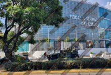 detención, El Loco Téllez, FGE, Ejército Mexicano, resguardo, instalaciones, Código Rojo
