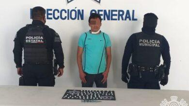 Los Hermanos Rosales, detenido, miembro, cocaína, droga, narcomenudeo, Tehuacán, Código Rojo
