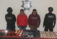La Patrona, detenidos, miembros, banda delictiva, El Grillo, Amalucan, Código Rojo, Nota Roja, Puebla, Noticias