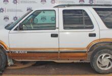 vehículo, robado, camioneta, Amozoc de Mota, SSC, Puebla, recuperación, detenido, Código Rojo, Nota Roja, Puebla, Noticias