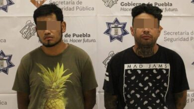 detenidos, droga, colonia Santa María, Veracruz, envío, SSP, Código Rojo, Nota Roja