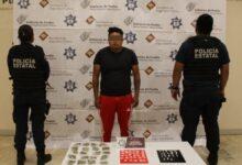 El Croquis, integrante, banda delictiva, detenido, agentes, SSP, drogas, Código Rojo
