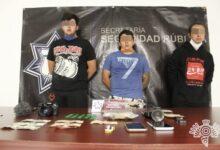 Huexotilta, detenidos, narcomenudistas, YouTube, Código Rojo