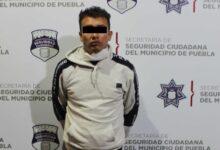 Barrio de Santiago, detenido, asalto, tiendas Oxxo, Amozoc de Mota, Cuautlancingo, 20 robos, cigarros, Código Rojo, Nota Roja