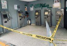 CFE, robo, cajeros automáticos, Tehuacán, CFE, fuga, Código Rojo