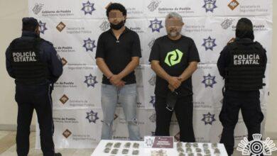marihuana, Santiago Momoxpan, detenidos, falsificación de documentos, red social, USB, envoltorios, Código Rojo