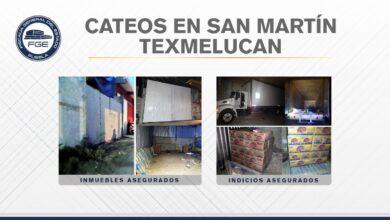 San Martín Texmelucan, camión, detergente, jabón, camión, Código Rojo