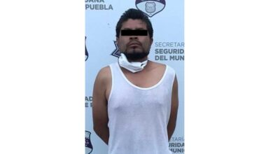 maltrato anima, hombre, puesta a disposición, FGE, SSC, Código Rojo, Nota Roja, Puebla, Noticias