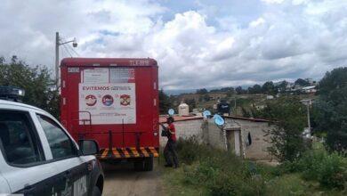 Policía Municipal, San Matías Tlalancaleca, San Matías Tlalancaleca, San Matías Tlalancaleca, paramédicos, Coca-Cola, robo