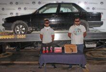 SSC, detenidos, portación ilegal, arma de fuego, Código Rojo, Nota Roja, Puebla, Noticias