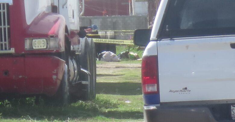 Santa María Xonacatepec, persona, sin vida, predio, embolsado, encobijado, cadáver, Código Rojo