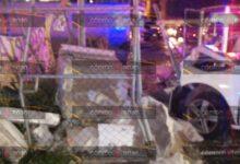 fraccionamiento Los Héroes, ataque directo, disparo, familia, traslado, choque, ambulancia, Código Rojo, Nota Roja