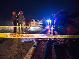 Carambola, vehículos, tráiler, autopista, choque, Guardia Nacional, operativo, Paramédicos, Capufe, Cruz Roja