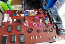 Cereso, San Miguel, área femenil, droga, dinero, Código Rojo
