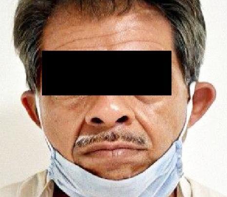 Tehuacán, detenido, portación de arma de fuego, ilegal, usurpación de funciones, FGE, Código Rojo, Nota Roja