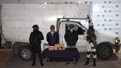 arma de fuego, detención, dos, portación ilegal, SSC, Código Rojo