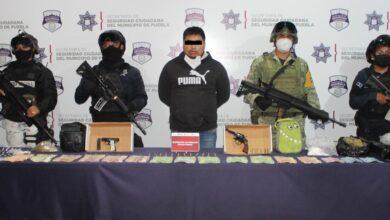 El Checo, SEDENA, Mercado Unión, narcomenudeo, armas de fuego, Código Rojo